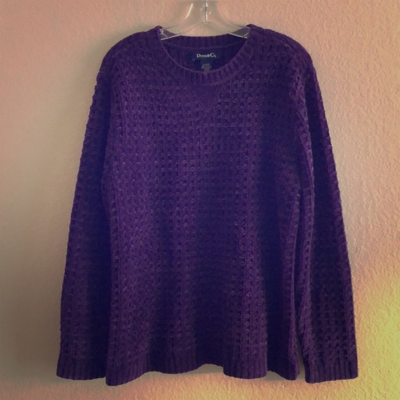 Vintage Sweaters - 1990s Chenille Sweater